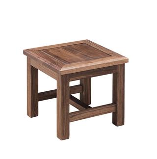 811#瑞德家居 系列 新中式气概 全实木  小方凳