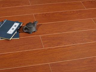 古代繁复 多层实木地板 麻面 中性色系 桉木地板