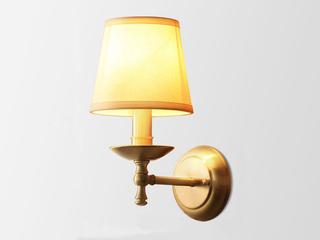美式MC311-1W铜灯 单头壁灯(包邮)(不含光源)