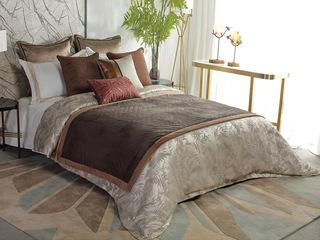 蒙马特里 床品四件套(含1对枕套、1条被套、1条床单)(不含芯)