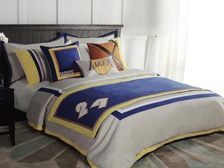篮球王子 床品四件套(含1对枕套、1条被套、1条床单)(不含芯)