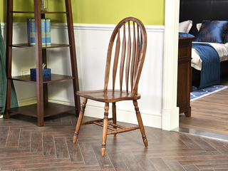 北美进口红橡 嘉宝莉环保漆 简美风格 费蒙健背椅