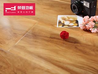 仿实木强化地板 复合木地板12mm 红粉世家系列 果木春词 环保地板 HS05