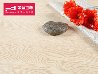 仿实木强化地板 复合木地板12mm 吴韵汉风系列 温哥华白橡 环保地板 HF8625
