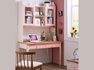 地中海书桌5508# 1.2米直角书桌