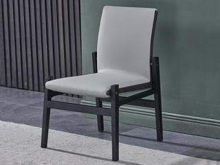 极简风格 实木 SQ-39餐椅