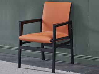 极简风格 实木 SQ-40休闲椅
