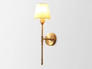 美式MC318-1W铜灯 单头壁灯(包邮)(不含光源)