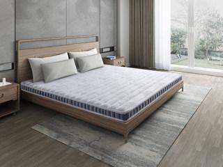 子爵A款9cm薄垫 护脊椎环保棕 东南亚进口乳胶 棕垫 1.5*2.0米 可定制床垫