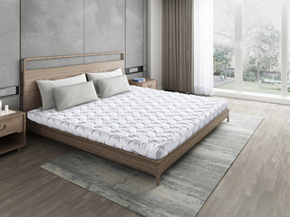 子爵B款11cm薄垫 护脊椎环保棕 天然东南亚进口乳胶垫 1.8*2.0米可定制床垫(包邮 送货到家)