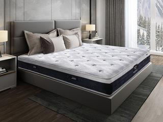 伯爵A款 护椎环保椰棕床垫 两面使用床垫 纳米竹炭面棉 2.0*2.2米可定制床垫