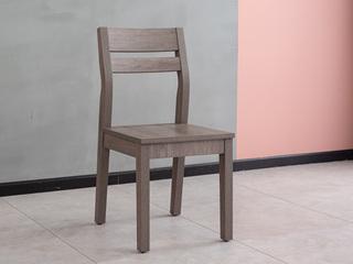 现代简约 高级灰 餐椅