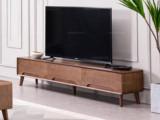 源木时光 北欧风格 北美进口白蜡木 电视柜