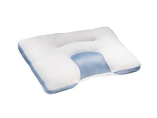 慕思集团时尚品牌 舒美护颈枕 全水洗设计 柔软舒适 清爽透气蜂窝形针织凉感面料 细腻3D网布 枕芯