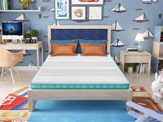 ·酷睡綠洲1.5*1.9 椰棕專業兒童6cm3D床墊 高箱上下鋪床適用