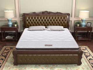 ·酷睡酷睡宝10cm 1.2*1.9 3D天然椰棕透气双面床垫 针织面料柔软亲肤床垫