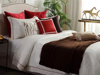 多瑙河 床品四件套(含1对枕套、1条被套、1条床单)(不含芯)