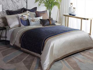 鸟鸣涧 床品四件套(含1对枕套、1条被套、1条床单)(不含芯)