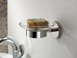 【包邮 快递到家(偏远地区除外)】 明锐系列304不锈钢卫浴挂件浴室挂件 五金香皂碟肥皂架11307
