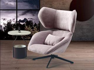 轻奢风格 超柔舒适 休闲椅