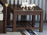 华韵  新中式 客厅实用沙发旁小边几方茶几