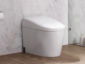 TOTO 全自动遥控器即热 智洁釉面 暖风烘干  多种清洗模式 智能节电 白色  一体型智能马桶